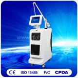 Equipo de c4q conmutado de la belleza del laser del ND YAG del retiro del tatuaje para el salón y la clínica