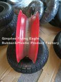 3.50-8 Оправа/спица металла для колеса вагонетки