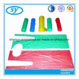 Tablier coloré de LDPE de HDPE en plastique remplaçable sur le roulis