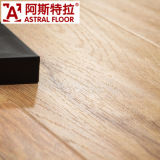 12mm CER Approved Handscraped Surface Laminate Flooring (AS0007-1)