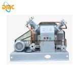 Compresor de alta presión sin aceite del aumentador de presión del helio del compresor del argón del nitrógeno del oxígeno
