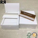 Papel de fumar Papel de balanceo estándar (70 * 36 mm) Papel de madera 18-20GSM