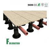 Suporte de madeira ajustável da telha & do mármore da altura