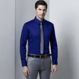 Kundenspezifisches Slim Fit Fashion europäisches Latest Shirt Designs für Men