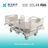 Base médica elétrica de cinco funções para o quarto do hospital ICU
