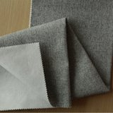 Tela de teñido tejida poliester del sofá del hilado del algodón