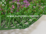 Decrative 실내와 옥외 훈장 (SUNW-MZ00011)를 위한 인공적인 플라스틱 벽 잔디