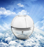 Wasser-frischer Aroma-Diffuser- (Zerstäuber)raum-Luftfilter mit Ionizer