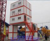 Concrete het Mengen zich van het Type van Container van Hongda Installatie - Hzsx120
