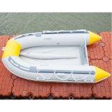 Crogiolo di PVC del pavimento della stuoia dell'aria/barca di rematura del crogiolo di gomma peschereccio