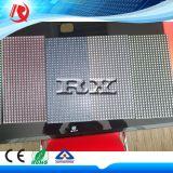 Publicidad del módulo móvil de la visualización de LED de la muestra P10 de la visualización LED del texto del movimiento en sentido vertical del panel de visualización de mensaje