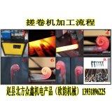De Rol die van het smeedijzer Machine/Elektrische Rollende Machine maken