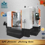 H63 CNC金属の処理のための水平CNC機械