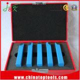 工場販売の炭化物の旋盤は切削工具の/Turningのツールかろう付けされたツールに用具を使う