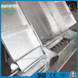 Fábrica líquida contínua do separador da chegada nova com eficiência elevada