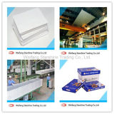 Het Document van het Exemplaar van bleekheid 100-104% A4 voor Kopieerapparaat