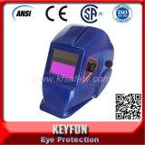 Дешевый хороший шлем заварки качества Solar-Powered/Автоматическ-Затмевая