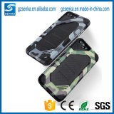 Caja protectora del teléfono de la armadura del camuflaje para Samsung J7/J5/J3 (2017)
