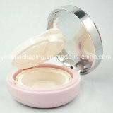 Casella di lusso della polvere della cassa cosmetica del compatto di stile