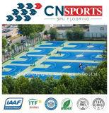Баскетбольная площадка высокого качества стандартная резиновый справляться спортов