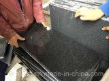 Tuile grise foncée de granit de Padang de noir du sésame G654
