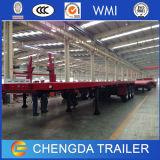 Планшетный трейлер для того чтобы транспортировать трейлеры /Trucks контейнера 1X40FT