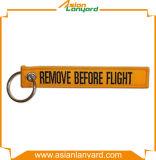 Rimuovere il ricamo Keytag di volo di Bofore