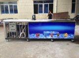 Linha de produção do Lolly de gelo/congelador do grupo/fabricante de gelado 24000PCS/Day aço inoxidável