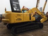 Segunda Mano Buena Condición Japón Hecho Komatsu PC220-6 Excavadora para la venta