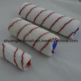 Rullo di vernice di nylon della banda rossa del mucchio 12mm per tutta la pittura