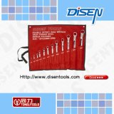 12-Piece Offset Double Ring Spanner (KT601P)