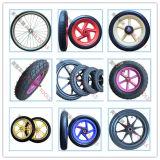 14X1.75 자전거 타이어 편평한 자유로운 PU 거품 바퀴