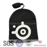 Knitted su ordine Hat con Printing Logo