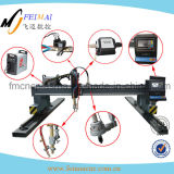 De Scherpe Machine van het Plasma van de Numerieke Controle van de brug voor Metaal