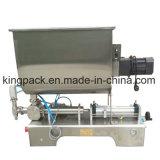 Máquina de rellenar de la goma de la Solo-Pista de la alta calidad
