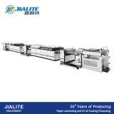 Automatische Maschinerie der Beschichtung-Msgz-II-1200 für den Papierkasten, der Fabrik bildet