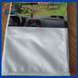 Tovagliolo bianco della pelle scamosciata di Microfiber del candeggiante (QDSC8867)