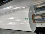 Foraggio che sposta e che modella la pellicola interna della barriera