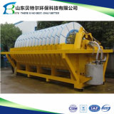 Tipo prensa del disco de la precisión de filtro de vacío de la cerámica para la desecación de la mezcla
