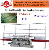 Plc-Kontrollsystem-vertikale Gerade abschrägenmaschine