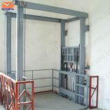 Plataforma de elevación 1t de carga con el certificado del CE