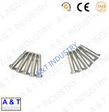 Pieza del bastidor con la pieza de aluminio del material/de maquinaria del bastidor