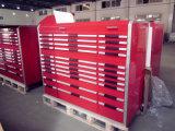 Bancada de aço de enchimento da garagem dos gabinetes de armazenamento da gaveta das caixas de ferramentas
