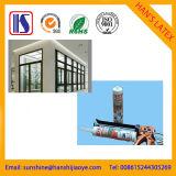 Puate d'étanchéité acétique bon marché de silicones, colle adhésive