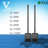 Cl-4504 4lf plus allgemeine Zeile Quellspalte-Lautsprecher PA-2hf