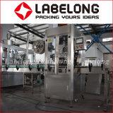 Máquina de etiquetas da luva do Shrink do PVC para frascos do animal de estimação