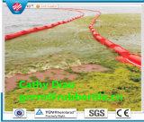 De Boom van de Olie van pvc van de Levering van de Fabriek van China, de Absorberende Boom van de Olie, Boom van de Olie van de Bomen van pvc de Opblaasbare