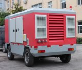200kw-300kw Diesel Portable Screw Air Compressor