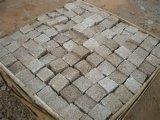 Сляб гранита желтого цвета G682 гранита Китая ржавый, плитки, Countertops, строительный материал