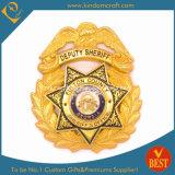 OEM de Promotie Goedkope Muntstukken van de Uitdaging van de Politie van de Toekenning van de Herinnering van de Sheriff